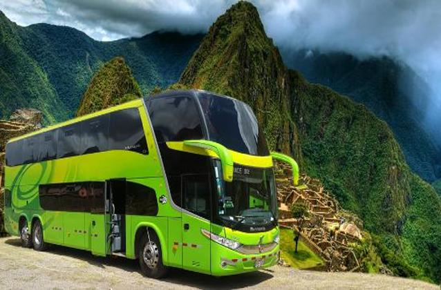 Machu Picchu Bus Rondreis