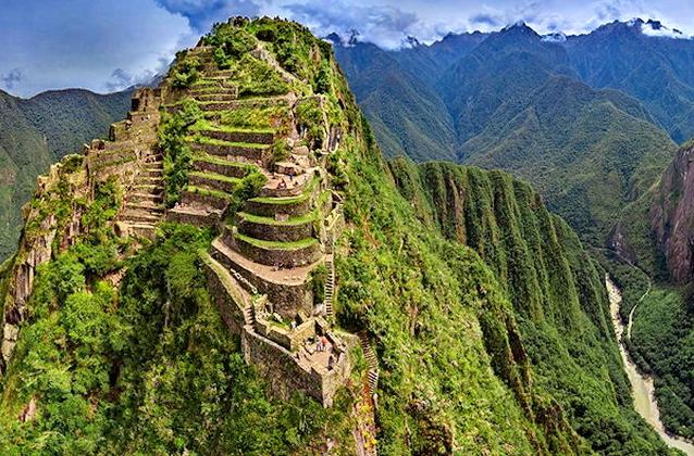 Boleto Huaynapicchu 7am + Machu Picchu