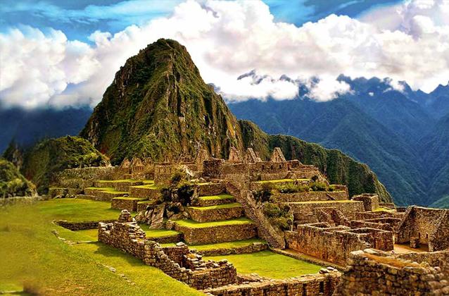Billet Machu Picchu 2020