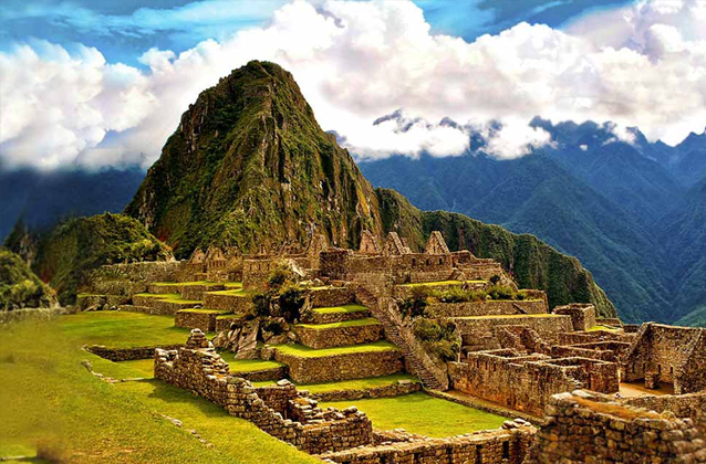 Passagem Machu Picchu 2020